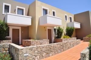 Ansicht  Maisonette - Hotel Porto Angeli Stegna-Bay auf Rhodos