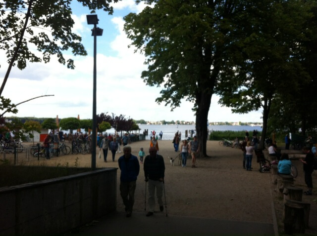 Rübezahl - Restaurant, Café und Biergarten dirkt am Müggelsee