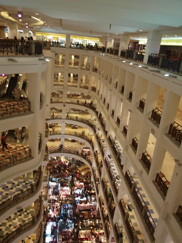 Shopping Mall Kuala Lumpur Berjaya Times Square