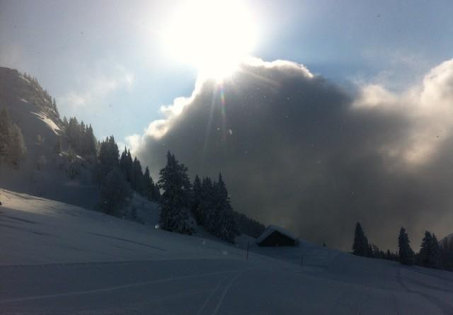 Kosten Winterurlaub in den Alpen für eine Familie mit Kindern