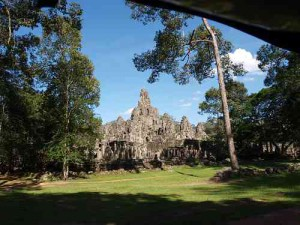 Bayon Tempel in Angkor Wat