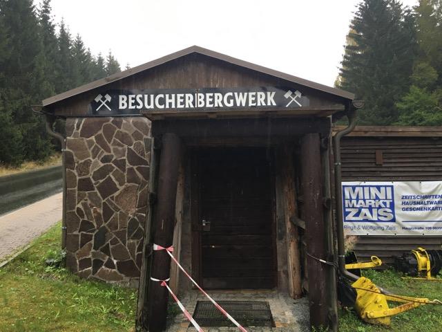 Besucherbergwerk Erzgebirge