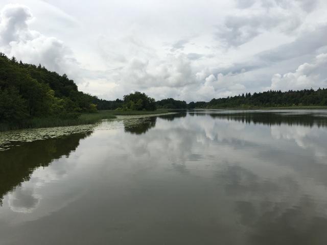 Bootsfahrt in Templin
