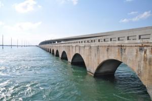 Brücke auf den Florida-Keys