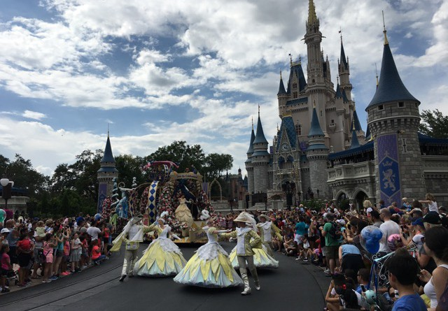 Disney Parade 2017 Video