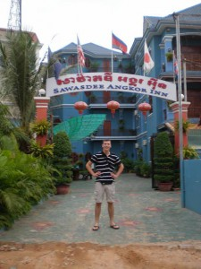 Guesthouse Siem Reap Cambodia