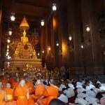 Tempel-Sightseeing beim Stopover in Bangkok