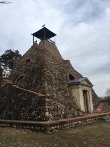 Pyramide Garzau - in Märkisch Oderland