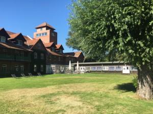 Ringhotel Waldhotel Eiche in Burg im Spreewald