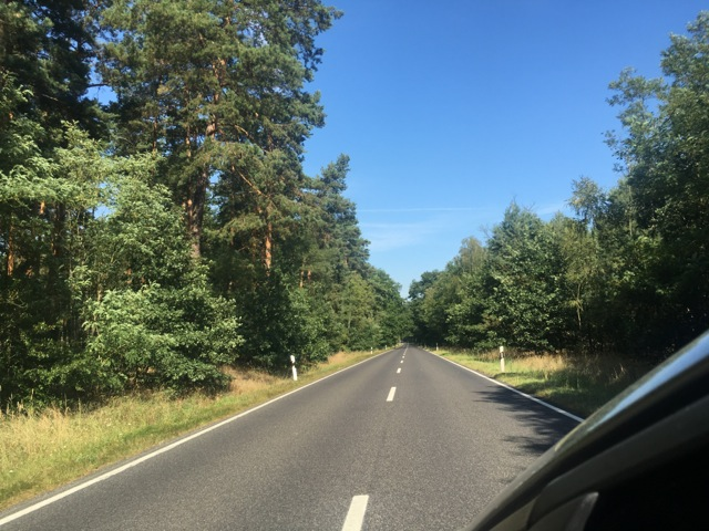 Road Trip durch Brandenburg