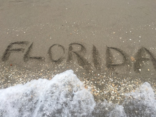 Rundreise Florida mit Kinder - Reiseroute und Reisebericht