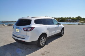 SIXT SFAR Fahrzeugklasse: Chevrolet Traverse LT