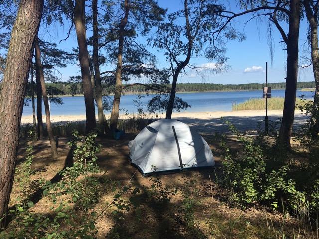 Spreewald Camping am Briesensee