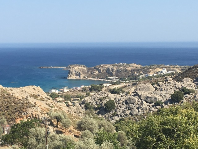 Stegna Bay - Stegna Bucht auf Rhodos