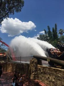 Themenpark mit Kinder in Florida