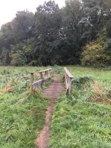 Erpetal Wanderweg ab Hoppegarten