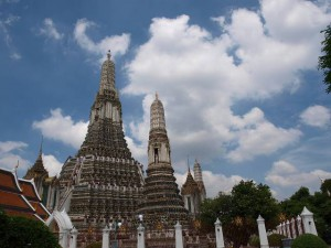 Tempel des Wat Arun