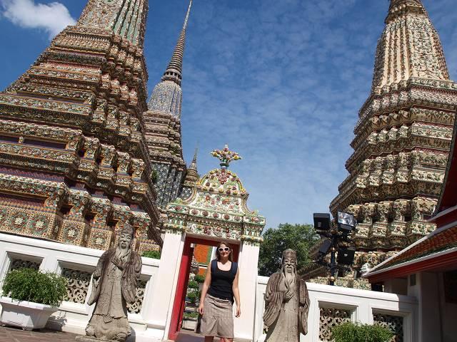 Tempel im Wat Pho