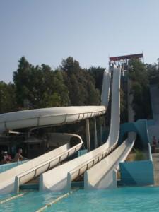 Waterpark / Aquapark Rhodos in Faliraki