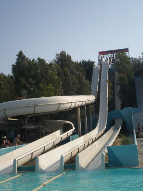 Waterpark / Aquapark Rhodos in Faliraki