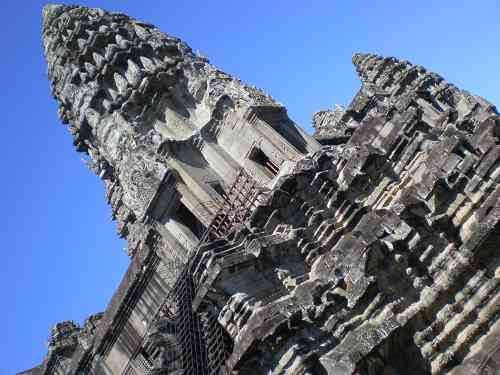 Angkor Wat - Zentraler Prasat
